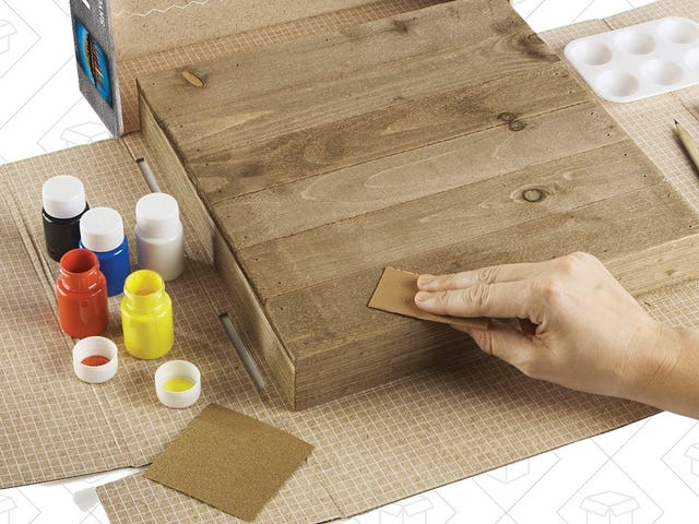 Preorder Dremel's New Art Project Kit, Get a $10 Amazon Gift Card Free