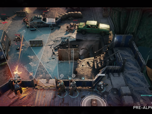 Gears Tactics, One Of E3 2019's No-Shows, Is Still In Development