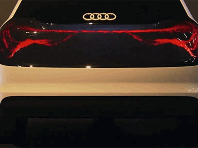 Audi's Latest Light Technology Doesn't Look U.S. Legal To Us
