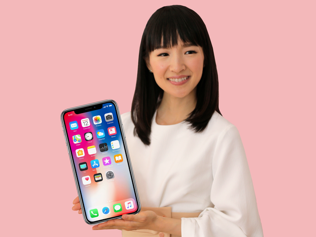 The Life-Changing Magic of KonMari-ing Your iPhone Apps