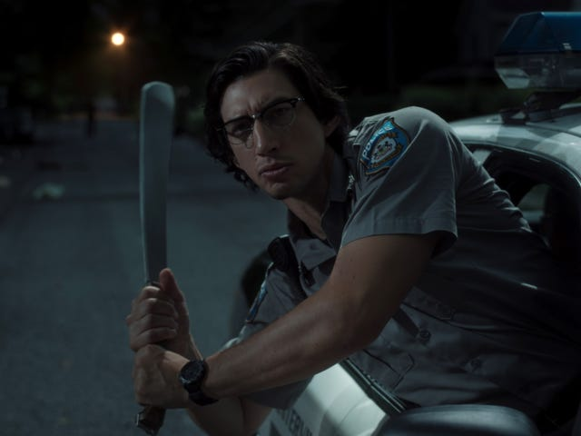 Bill Murray and Adam Driver face the end-times in Jim Jarmusch's lame zom-com The Dead Don't Die