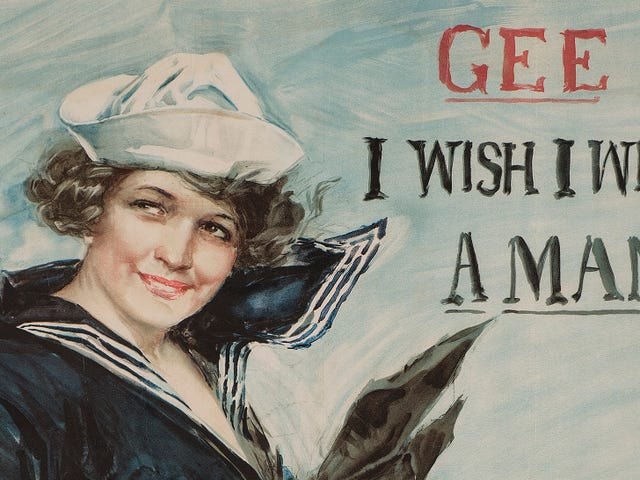 These WW1 Propaganda Posters Are Gorgeous—and Seriously Messed Up