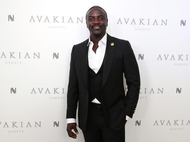 Masa untuk Stack Your Akoins?  Akon Mendapatkan Ke dalam Cryptocurrency, Kata Ia Boleh Menjadi 'Penyelamat untuk Afrika'