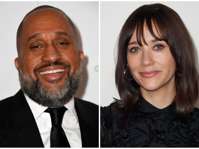 Black Excellence : Kenya Barris y Rashida Jones para 'Flip the Family Sitcom' en Netflix