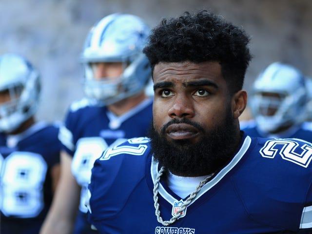 Her er NFLs undersøgelsesrapport om Ezekiel Elliott