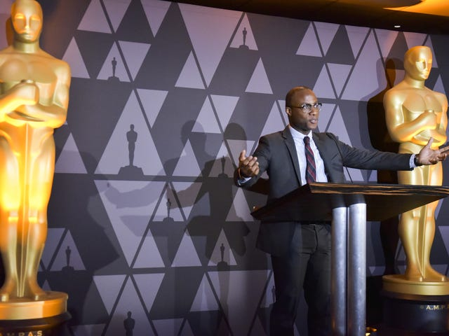 Here's the Academy Award Acceptance Speech Barry Jenkins Would Have Given