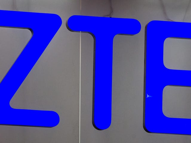 ZTE Can't Fix a Broken Urinal Because It's Not Sure If It's Banned From Buying American Products