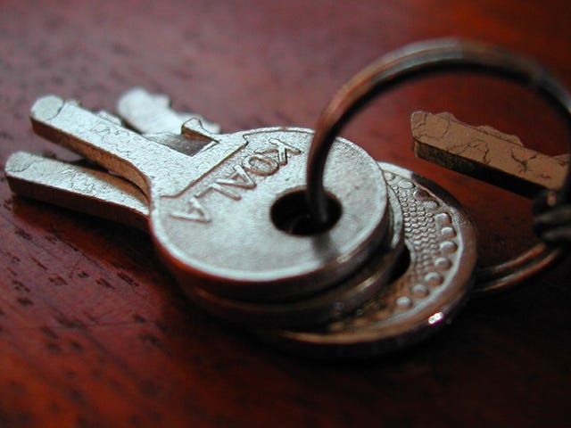 Where You Should Start Looking for Your Lost Keys