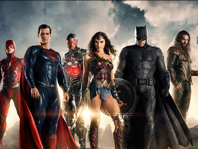 Justice League Is Trash and a Desperate Money Grab, but You're Still Going to See It