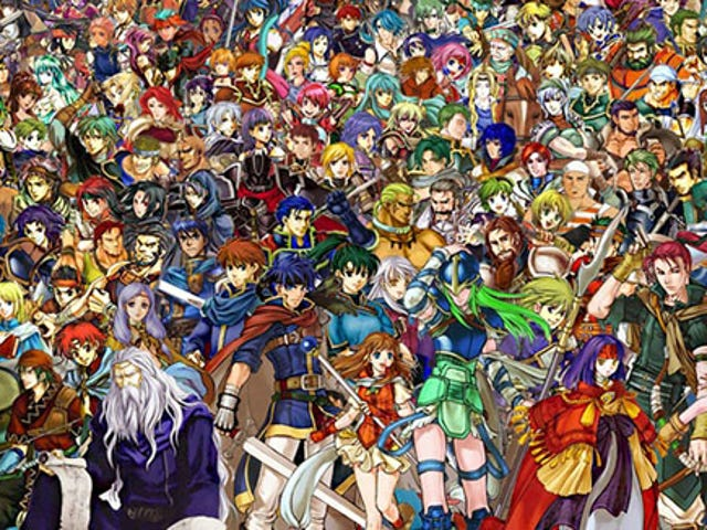 Today's selection of articles from Kotaku's reader-run community: Anatomy of a Fire Emblem Characte
