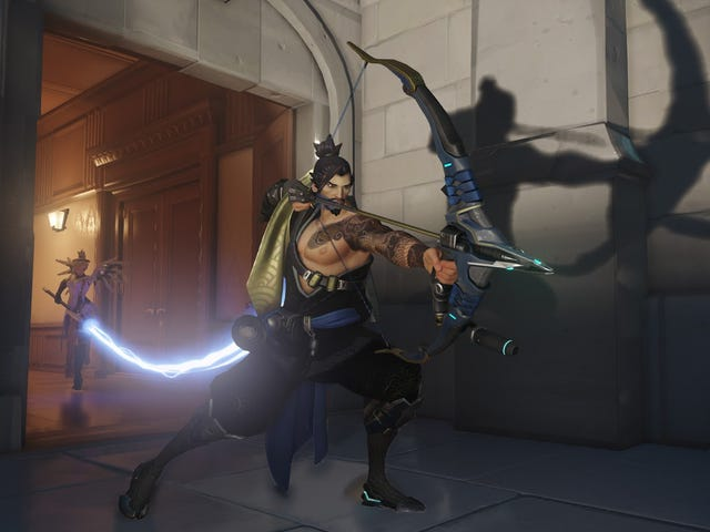 Overwatch Fans Can't Stop Talking About Hanzo's Dainty Ankles