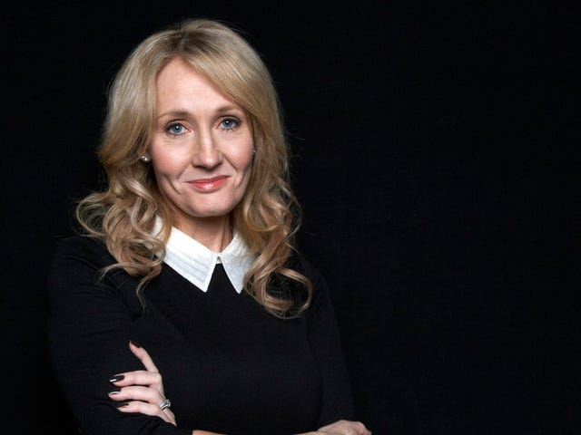 In Hard Choice Between Supporting Victims and Rewarding Abusers J.K Rowling Has Gone For The Latter