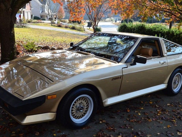 This 1985 TVR 280i Might Be Your Golden Opportunity