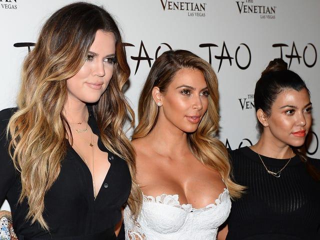 Ο μακρύς εθνικός εφιάλτης μακιγιάζ Kardashians 'Kroma έχει τελειώσει