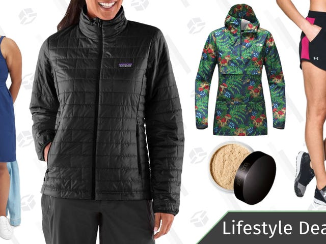 Friday's Best Lifestyle Deals: REI, Everlane, Under Armour, Laura Mercier, and More
