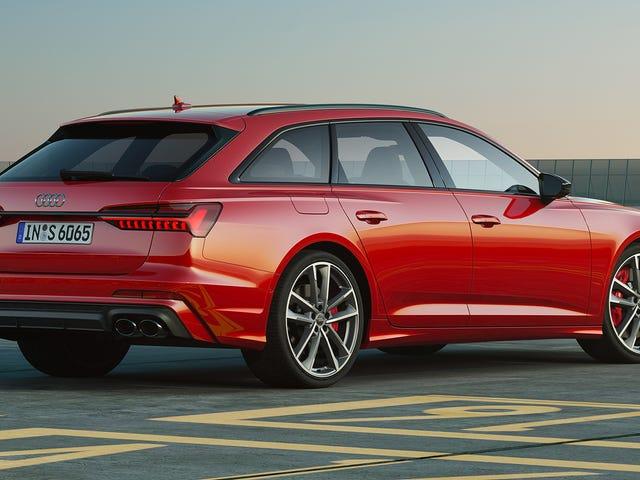 2019 Audi S6 Avant Diesel: Πριν από το νέο σας όχημα-Θεός με 516 LB-FT ροπής