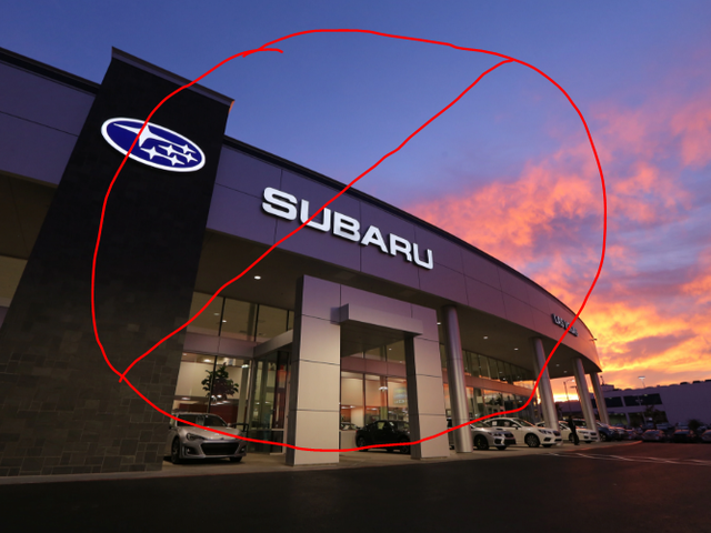 This is Why We Don't Like Dealerships [Update #2]