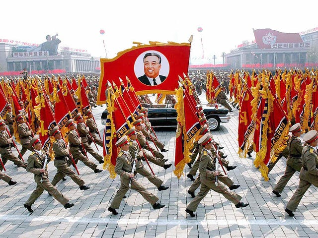 Why Are We Threatening Crazy Uncle North Korea?