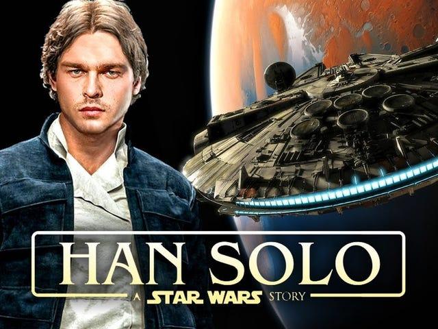 HAN SOLO: Una Historia de Star Wars - Análisis de los trailers