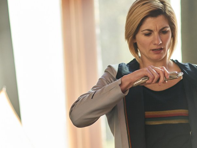 Let's Try and Talk Through That Surreal Episode of Doctor Who