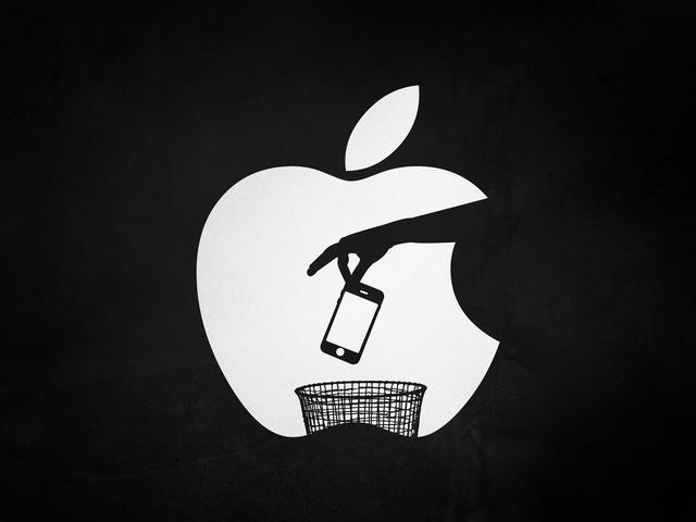 Cómo deshacerse de Apple por completo