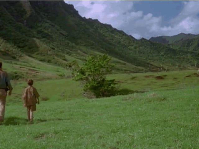 La curiosa historia de la montaña que lleva aparéciendo en el cine 30 años