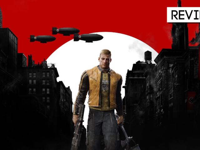 Wolfenstein II: The New Colossus: The Kotaku Review