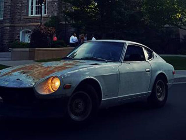 Hats Off To This Horrible Datsun
