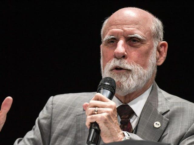 Internet Pioneer Vint Cerf Tests Positive For Covid-19