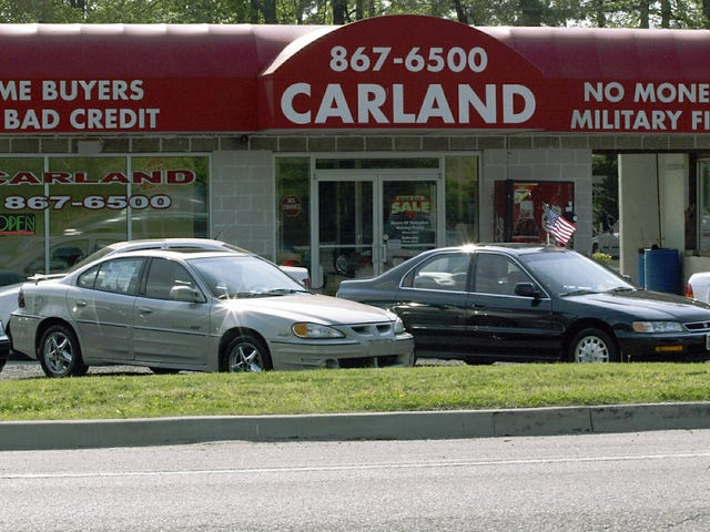Watch Out For These Three Warning Signs Of A Shady Used Car Dealer