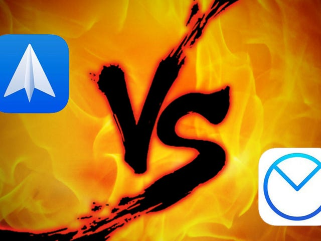 iPhone Email Showdown: Spark vs. Airmail