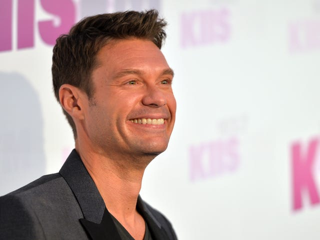 E! Is Reportedly Considering a Tape Delay Which Could Shield Ryan Seacrest, Hypothetically