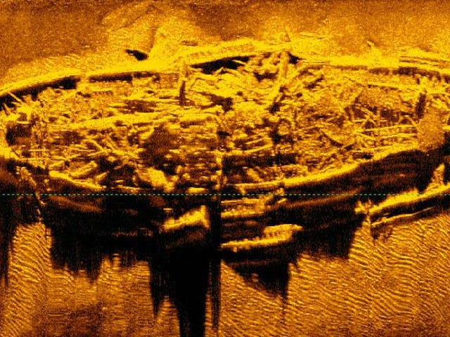 Rare Civil War-Era Shipwreck Discovered off the Coast of North Carolina
