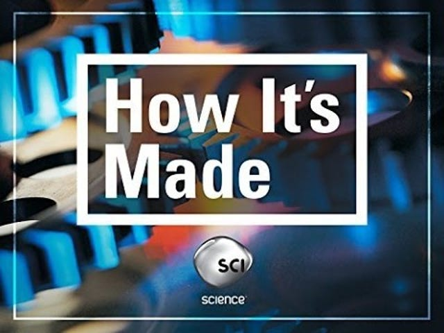 How It's Made: One of my Favorites