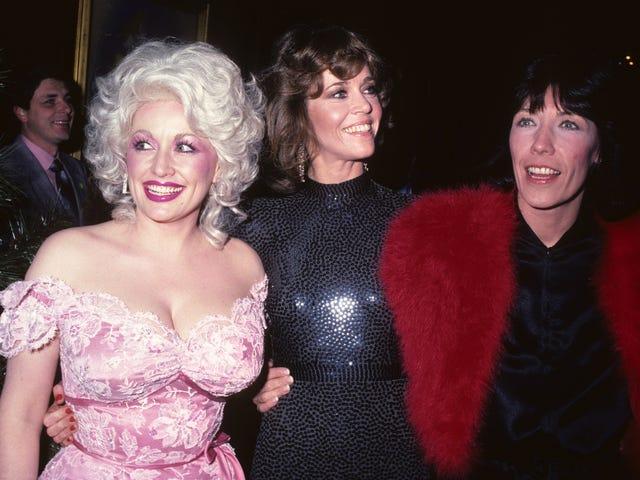 Dolly Parton, Jane Fonda og Lily Tomlin kan gå tilbage til arbejde for en 9 To 5 genstart