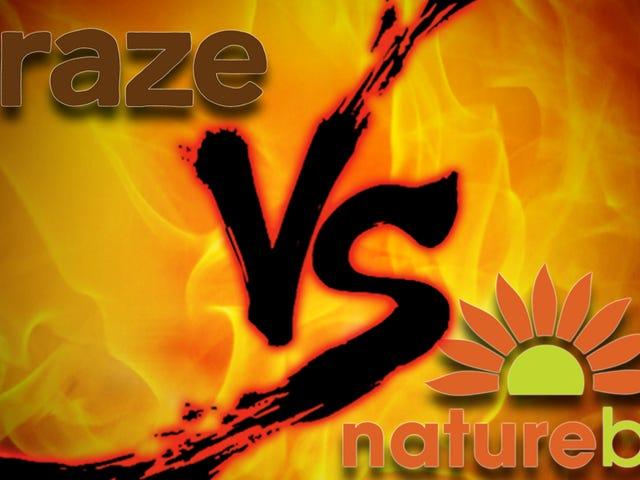 订阅小吃摊牌:Graze vs. Naturebox