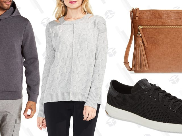 Remake Your Wardrobe With Nordstrom Rack's New Arrivals Sale