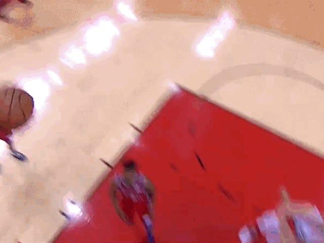 La canasta más imposible de NBA de la que todo el mundo habla, explicada a través de la física