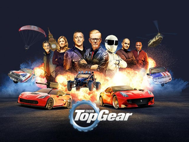 Welcome To The Jalopnik Liveblog Of The Season Premiere Of New Top Gear!