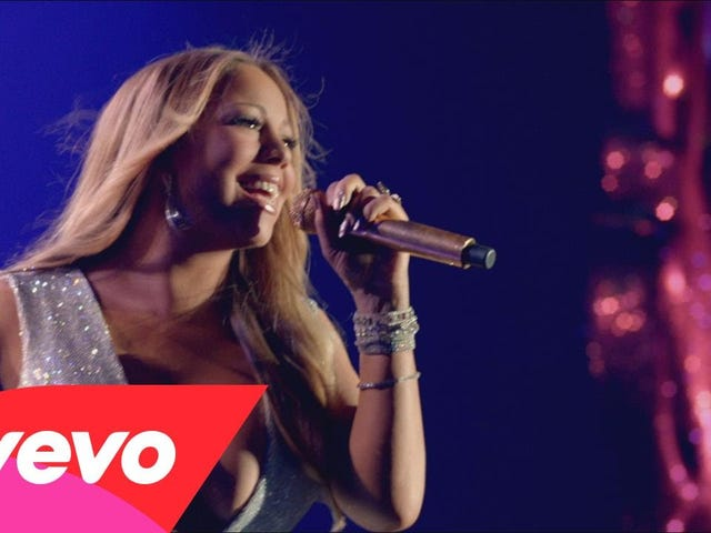 Mariah Carey Is the Essence of Unbothered in the 'Infinity' Video