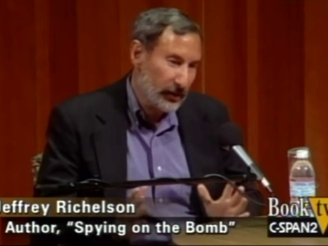 Jeffrey Richelson, FOIA Legend and National Security Expert, Dies at 67