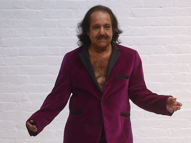 Ron Jeremy Walks NYFW Runway Amid Sexual Assault Accusations