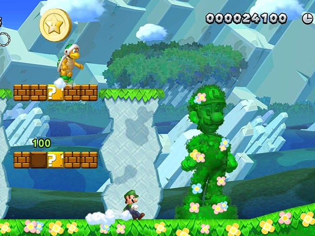 Let's-A-Go and Save On New Super Mario Bros. U Deluxe