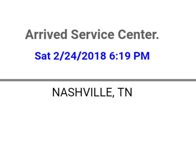 Aktualizacja silnika: jest w Tennessee