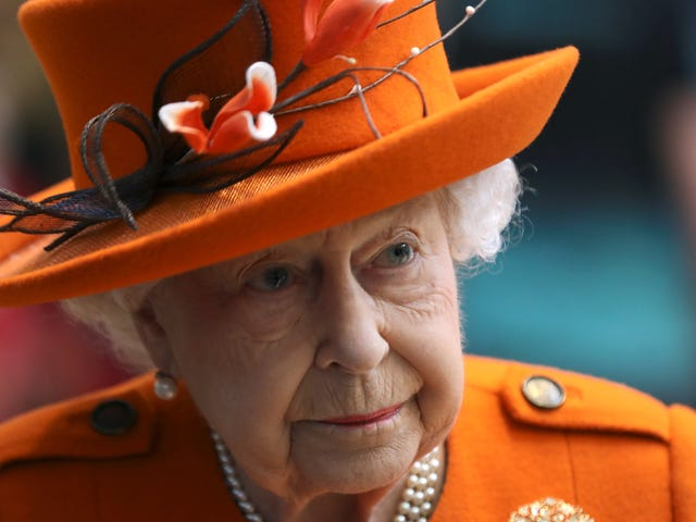 Queen Elizabeth II Has Waded Into Social Media Hell With Her Very Own Instagram Post