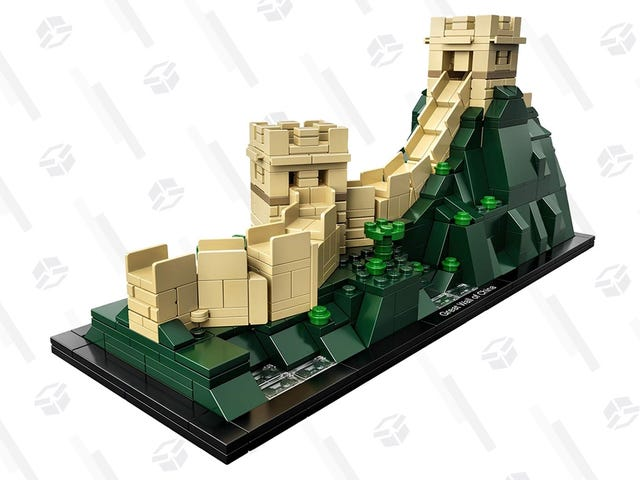 """<a href=""""https://kinjadeals.theinventory.com/clear-off-some-shelf-space-for-legos-stunning-great-wal-1830127913"""" data-id="""""""" onClick=""""window.ga('send', 'event', 'Permalink page click', 'Permalink page click - post header', 'standard');"""">Clear Off Some Shelf Space For LEGO's Stunning Great Wall of China Kit, Now Just $40</a>"""