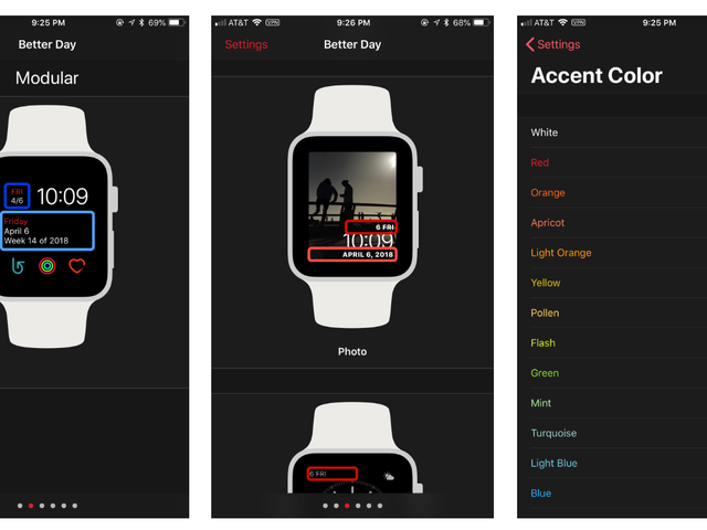'Better Day' Is a Much Better Calendar Complication for Your Apple Watch