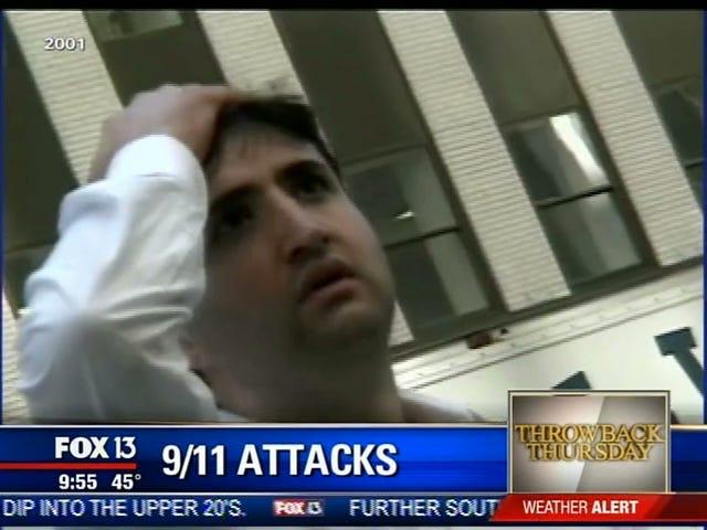 Celebre el jueves de retroceso con una conmovedora memoria del 9/11