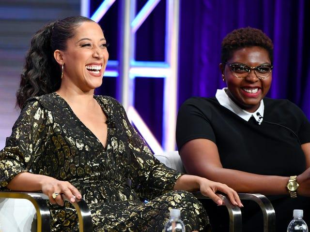 黒人レディスケッチショーのロビン・テーデと黒人女性が世界の果てから生き残る理由