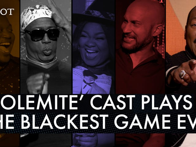 Dolemite Is My Name: Here at The Root, We Play Black Ass Game